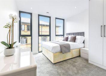 Thumbnail 3 bed flat for sale in Alpha House, 8 Tyssen Street, London