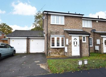 Thumbnail 3 bed semi-detached house for sale in The Potteries, Farnborough, Hampshire