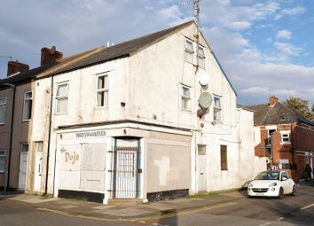 Thumbnail Commercial property for sale in Keelmans Terrace, Blyth