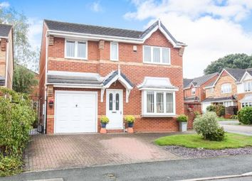 Thumbnail 4 bed detached house for sale in Wentworth Grove, Winsford, Cheshire, United Kingdom