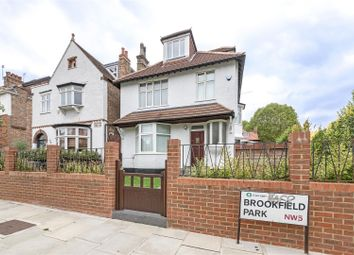 Thumbnail 6 bed detached house to rent in Brookfield Park, London