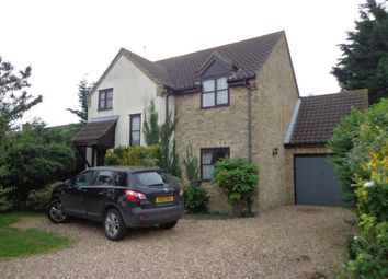 Thumbnail 4 bed detached house to rent in Holmsey Green, Bury St. Edmunds