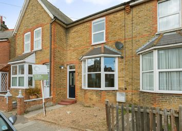 Thumbnail 3 bed terraced house for sale in Crescent Road, Birchington