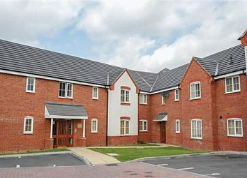 Thumbnail 2 bedroom flat for sale in Parish Court, Church Place, Walsall