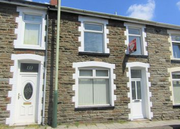 Thumbnail 3 bed terraced house for sale in Park Place, Gilfach, Bargoed