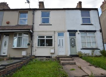 Thumbnail 2 bed terraced house to rent in Rawnsley Road, Hednesford Cannock