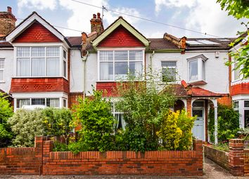 Thumbnail 3 bed terraced house for sale in Albert Grove, London