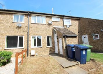 Thumbnail 3 bed terraced house to rent in Lansdowne Road, Yaxley, Peterborough