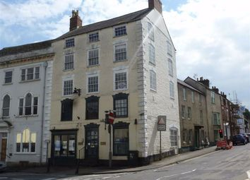 Thumbnail 2 bedroom flat for sale in High Street, Wotton-Under- Edge