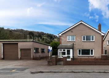 Thumbnail 4 bedroom detached house for sale in 12 Gwendoline Road, Risca, Newport.