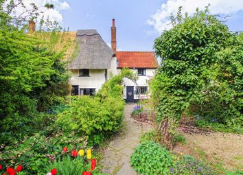 Thumbnail 3 bed cottage for sale in Cotton, Stowmarket, Suffolk