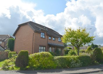Thumbnail 4 bed detached house for sale in Craigfell Court, Hamilton