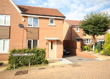 Thumbnail 3 bedroom semi-detached house for sale in Dragonfly Drive, Coventry