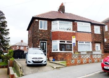 Thumbnail 3 bed semi-detached house for sale in Calverley Garth, Leeds