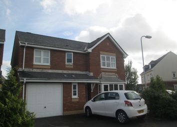 Thumbnail 4 bed detached house to rent in Herbert Thomas Way, Birchgrove