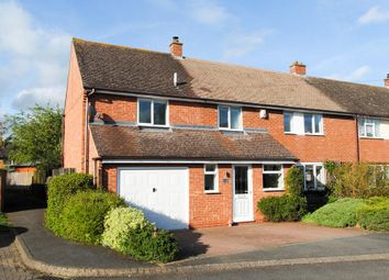 Thumbnail 4 bed semi-detached house for sale in Frances Road, Harbury, Leamington Spa