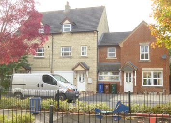 Thumbnail 3 bed town house to rent in Larkspur Square, Bicester
