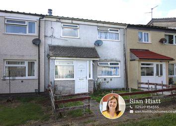 Thumbnail 3 bedroom terraced house for sale in Bryn-Y-Nant, Llanedeyrn, Cardiff