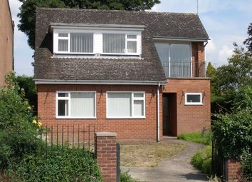 Thumbnail 4 bed detached house to rent in Newbold Terrace East, Leamington Spa