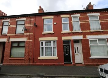 Thumbnail 3 bedroom terraced house for sale in Quarmby Road, Manchester