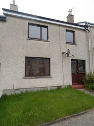 Thumbnail 3 bed terraced house for sale in Laurie Terrace, Thurso
