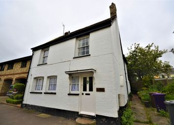 Thumbnail 2 bed semi-detached house for sale in Swan Street, Ashwell, Baldock