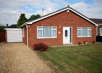 Thumbnail 3 bed detached bungalow for sale in Littlebury Gardens, Holbeach, Spalding
