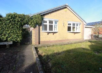 Thumbnail 2 bed detached bungalow for sale in Portland Drive, Biddulph