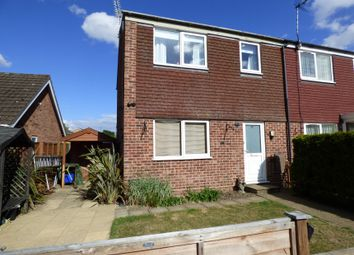 Thumbnail 3 bed semi-detached house for sale in High Leas, Beccles, Suffolk