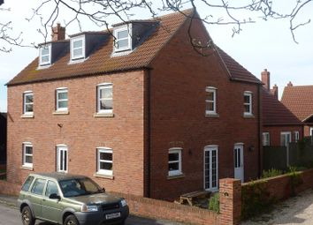 Thumbnail 4 bed detached house to rent in Waterhills Court, Caistor, Market Rasen