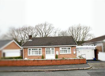 Thumbnail 2 bed detached bungalow for sale in Waun Daniel, Rhos, Pontardawe, Swansea