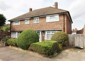 Thumbnail 3 bed semi-detached house for sale in Greenview Avenue, Beckenham