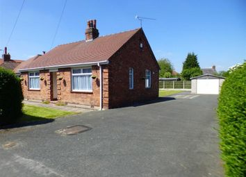 Thumbnail 2 bed detached bungalow for sale in Victoria Street, Sandbach