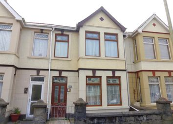 Thumbnail 4 bedroom terraced house for sale in Fenton Place, Porthcawl