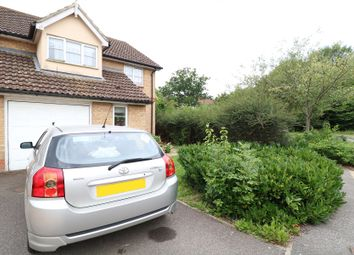 Thumbnail 3 bed semi-detached house to rent in Skylark Way, Ashford
