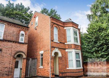 Thumbnail 5 bedroom detached house for sale in Church Avenue, Lenton, Nottingham
