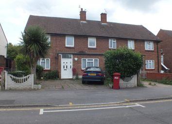 Thumbnail 2 bed maisonette to rent in Derwent Drive, Burnham, Slough