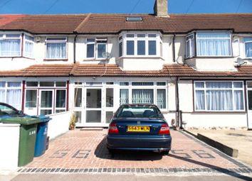 Thumbnail 2 bed maisonette to rent in Tonbridge Crescent, Kenton, Harrow