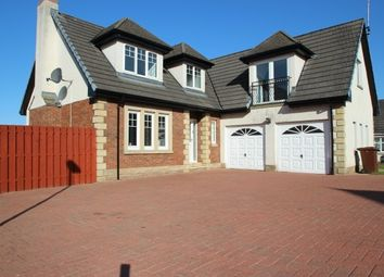 Thumbnail 5 bed detached house to rent in Snead View, Motherwell