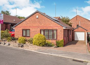 Thumbnail 3 bedroom detached bungalow for sale in Stella Gardens, Pontefract