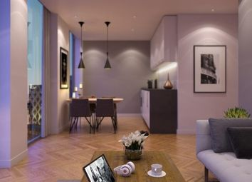 Thumbnail 1 bed block of flats for sale in X, Media City Tower, Manchester