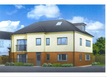 Thumbnail 2 bed flat for sale in Chase Cross Road, Romford, Essex