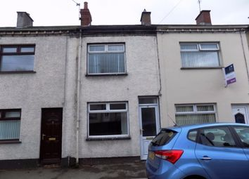 Thumbnail 2 bed terraced house to rent in Wesley Street, Lisburn