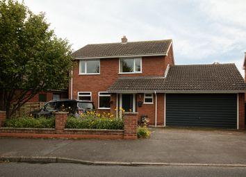 Thumbnail 4 bed detached house for sale in De Verdun Avenue, Belton, Loughborough