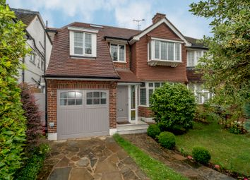 Thumbnail 4 bed semi-detached house for sale in Nylands Avenue, Kew, Surrey