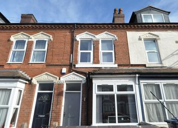 Thumbnail 7 bed terraced house for sale in Heeley Road, Selly Oak, Birmingham
