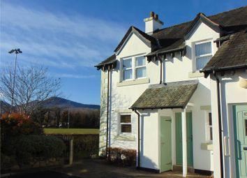 Thumbnail 2 bedroom flat for sale in 11 Howrahs Court, Elliott Park, Keswick, Cumbria