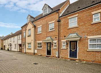 Thumbnail 3 bed town house for sale in Toller Mews, Eynesbury, St. Neots