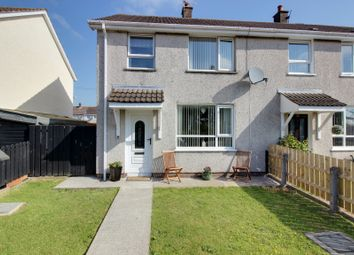 Thumbnail 3 bed end terrace house for sale in Sunderland Park, Newtownards