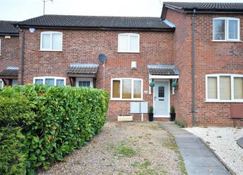 Thumbnail 2 bed town house for sale in Park Road, Wigston